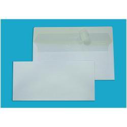 Busta Blasetti - Sprint - busta - 110 x 230 mm - apertura laterale - bianco - pacco da 500 093