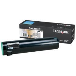 Toner Lexmark - Alta resa - nero - originale - cartuccia toner - lccp c930h2kg