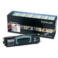 Toner Lexmark - Nero - originale - cartuccia toner - lccp, lrp x203a11g