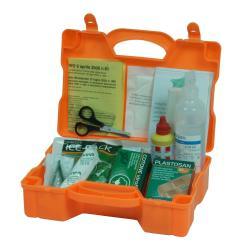 Kit pronto soccorso Pharmashield - Pronto soccorso 2 persone