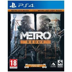 Videogioco Koch Media - Metro Redux PS4