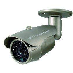 Telecamera per videosorveglianza Conceptronic - Camera 1/3  sony super had ccd