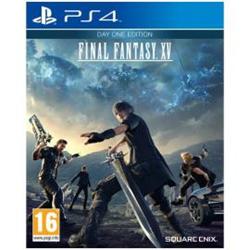Videogioco Koch Media - FINAL FANTASY XV - PS4