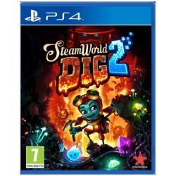 Image of Videogioco Steamworld dig 2