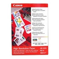Carta fotografica Canon - Hr-101 - carta - 100 fogli - a3 1033a005ab