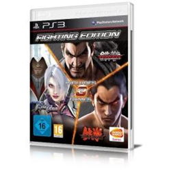 Videogioco Namco - Fighting edition compilation Ps3