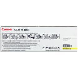 Toner Canon - C-exv 16 - giallo - originale - cartuccia toner 1066b002aa