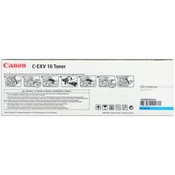 Toner Canon - C-exv 16 - ciano - originale - cartuccia toner 1068b002aa