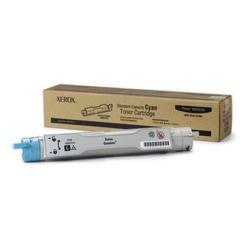 Toner Xerox - High-capacity phaser 6300/6350 - alta capacità - ciano - originale 106r01082
