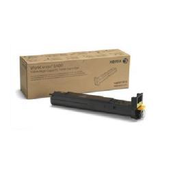 Toner Xerox - Alta capacità - giallo - originale - cartuccia toner 106r01319
