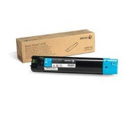Toner Xerox - Alta capacità - ciano - originale - cartuccia toner 106r01507