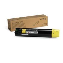Toner Xerox - Alta capacità - giallo - originale - cartuccia toner 106r01509