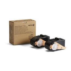 Image of Toner Phaser 7100 - confezione da 2 - nero - originale - cartuccia toner 106r02605