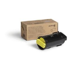 Toner Xerox - Capacità extra-elevata - giallo - originale - cartuccia toner 106r03875