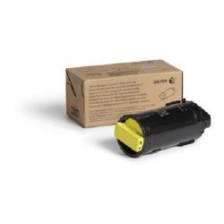 Toner Xerox - Extra high capacity - giallo - originale - cartuccia toner 106r03922