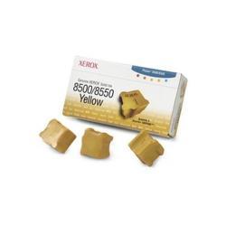 Inchiostro solido Xerox - Phaser 8500/8550 - 3 - giallo - inchiostri solidi 108r00671