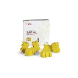 Inchiostro solido Xerox - Phaser 8860mfp - confezione da 6 - giallo - inchiostri solidi 108r00748