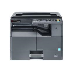 Imprimante laser multifonction Kyocera TASKalfa 1801 - Imprimante multifonctions - Noir et blanc - laser - A3 (297 x 420 mm) (original) - A3/Ledger (support) - jusqu'à 18 ppm (copie) - jusqu'à 18 ppm (impression) - 400 feuilles - USB 2.0
