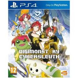Videogioco Namco - Digimon: cyber sleauth Ps4