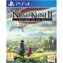 Videogioco Namco - Ni no Kuni II: Il Destino di un Regno - The Prince's Edition PS4