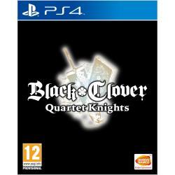 Videogioco BLACK CLOVER QUARTET KNIGHTS PS4