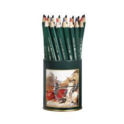 Matita Faber Castell - Barattolo Color 876 Confez.36 pezzi