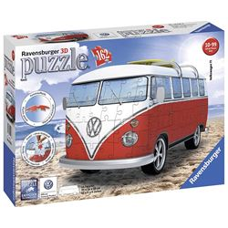 Puzzle Ravensburger - Volkswagen t1 camper van 12516