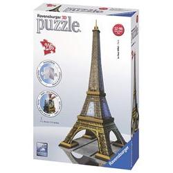 Puzzle Ravensburger - Torre eiffel 12556