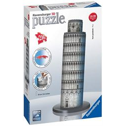 Puzzle Ravensburger - Torre di Pisa 12557