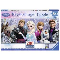 Puzzle Ravensburger - Panorama - frozen friends 12801