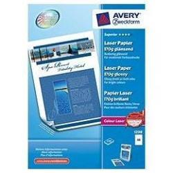 Carta fotografica Avery - Zweckform superior colour laser paper - carta fotografica - lucido 1298