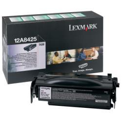 Toner Lexmark - 12a8425