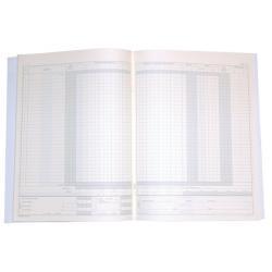 Modulistica Data Ufficio - Registro corrispettivi - 16 pagine - 310 x 245 mm du1386n0000