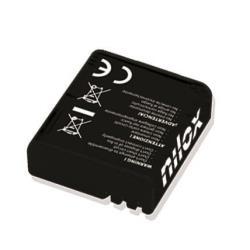 Batteria Nilox - Rech.battery f60 reloaded+_4k s+ 13nxakacbp011