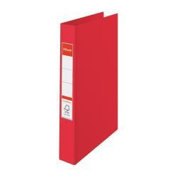 Raccoglitore Esselte - Vivida 2 anelli A4 Rosso