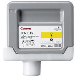Serbatoio Canon - Lucia pfi-301 y - giallo - originale - serbatoio inchiostro 1489b001aa