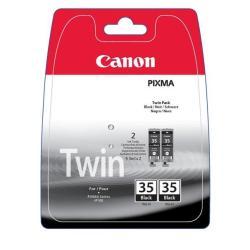 Serbatoio Canon - Pgi-35 twin pack - confezione da 2 - nero - originale 1509b012