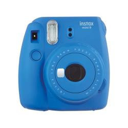 Fotocamera analogica Fujifilm - INSTAX MINI 9 COBALT BLUE