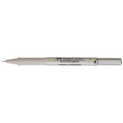 Penna Faber castell ecco pigment penna punta in fibra 166199
