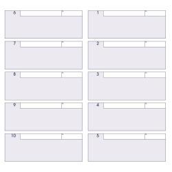 Modulistica Data Ufficio - Buffetti du1674c9600