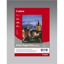 Carta fotografica Canon - Photo paper plus sg-201 - carta fotografica - semi-lucida - 20 fogli 1686b026aa