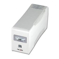 Gruppo di continuità Nilox - Ups line int. ipower 1200va/600w
