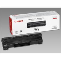 Toner Canon - 712 - nero - originale - cartuccia toner 1870b002
