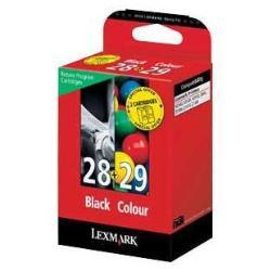 Cartuccia Lexmark - Combo pack #28 + #29 - confezione da 2 18c1520e