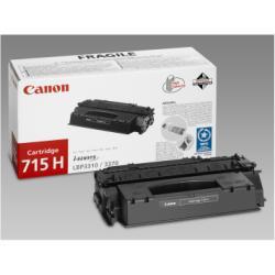 Toner Canon - 715h - nero - originale - cartuccia toner 1976b002