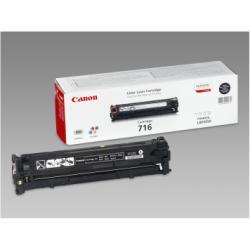 Toner Canon - 716 black - nero - originale - cartuccia toner 1980b002aa