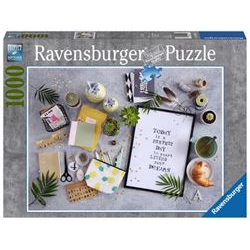 Puzzle Ravensburger - Start living your dream 19829b