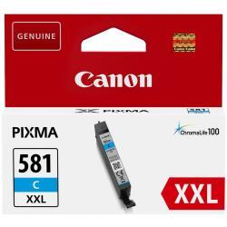 Serbatoio Canon - Cli-581c xxl - misura xxl - ciano - originale - serbatoio inchiostro 1995c001