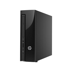 PC Desktop HP - Slimline 260-p121nl - mt - core i3 6100t 3.2 ghz - 4 gb - 1 tb 1eu17ea#abz