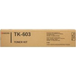 Toner Kyocera - Tk 603 - nero - originale - cartuccia toner 1t02bc0nl0